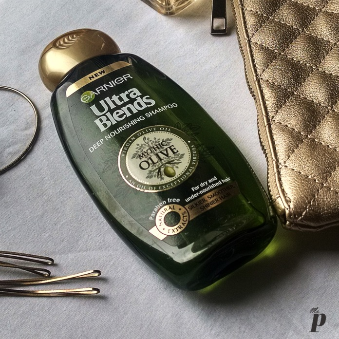 Garnier Ultra Blends : Mythic Olive Shampoo Review