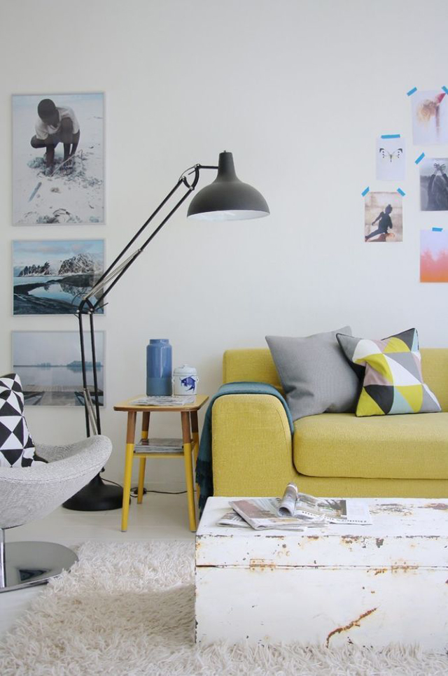 Anglepoise Lamp Interior Design