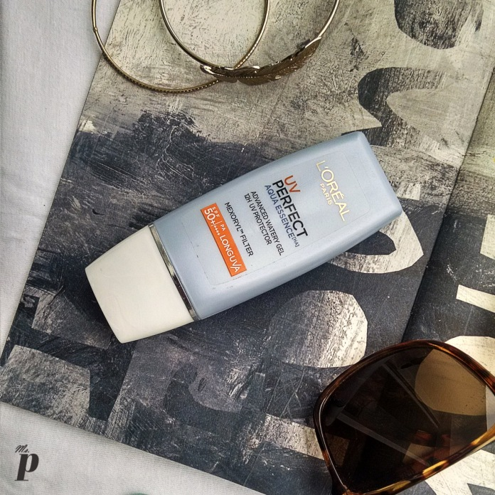 Top three sunscreens available in India: L'Oreal Paris | UV Perfect Aqua Essence