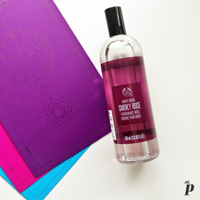 The Body Shop | White Musk -Smoky Rose | Fragrance Mist