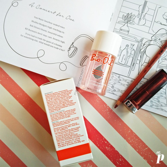 Bio-Oil | Packaging and Ingredients