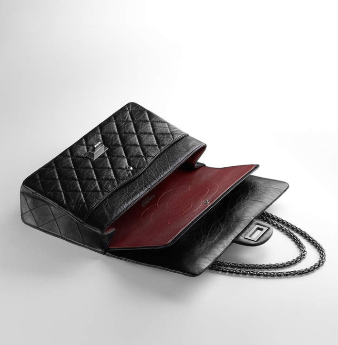 Chanel 2.55 - Inner Flap | PC: Chanel