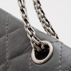 The Classic Chanel 2.55 | Chain Handle | PC: The Luxery Closet