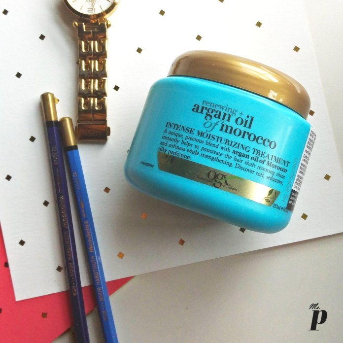 Renewing Argan Oil of Morocco - Intense Moisturising Treatment | Product Review