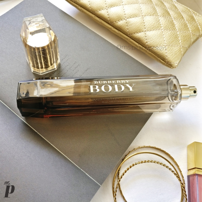 Burberry- Body Gold Limited Edition EDP - Review