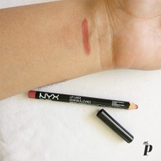NYX | Slim Pencil Lip Liner - SPL 860 Peekaboo Neutral | Swatch