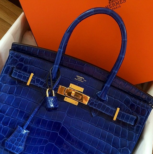 Hermès Birkin - Iconic Handbag, its history design and effects on culture