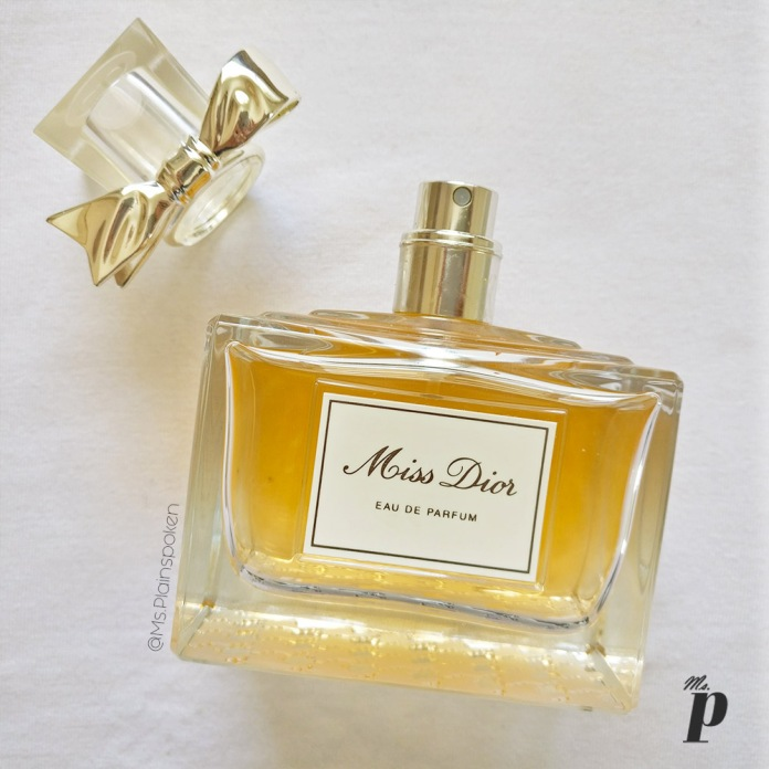 Miss Dior Eau De Parfum Review and History