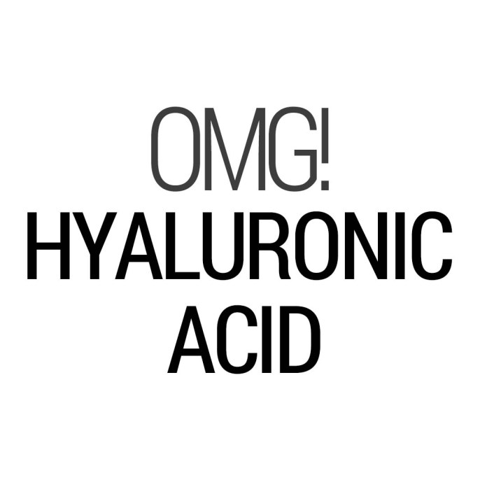 beauty ingredient to know Hyluronic acid