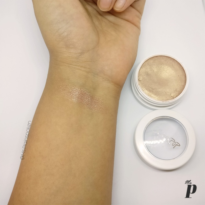 Colourpop Supershock highlighter Wisp Review and swatches on indian skin Colourpop Haul, Colourpop Purchase Experience and Custom Duty while Shipping cosmetics from USA to India