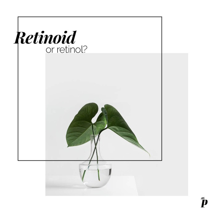 retinoid or retinol- what is the difference and which one should you use