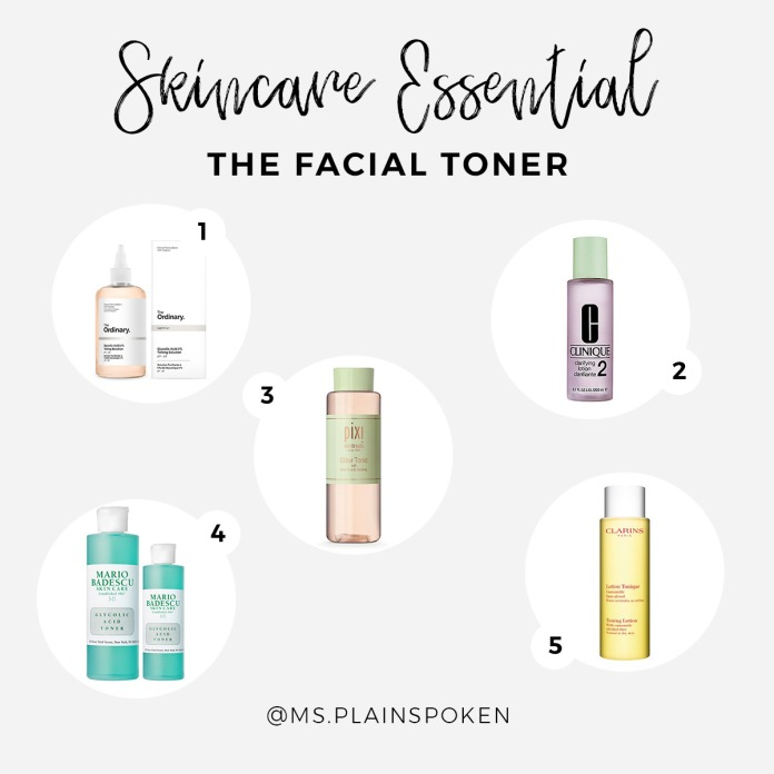 Skincare Essential - The Facial Toner, What is a toner, Reasons to incorporate a Toner into your skin care routine. Best toners in India