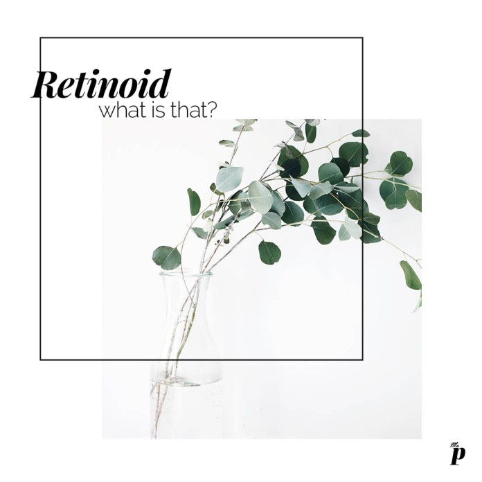 What is Retinoid? What is Retinol?