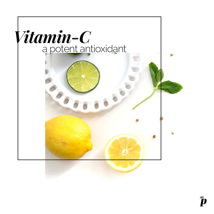 Vitamin C- a potent antioxidant and a skincare Ingredient to know & how to use it in your skincare routine