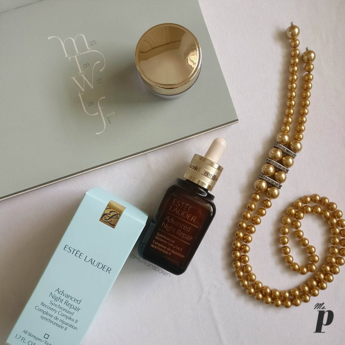 Estée Lauder- Advanced Night Repair Synchronized Recovery Complex II - Is it worth the cost ?| Review & Ingredient Analysis | Efficacy on Indian Skin