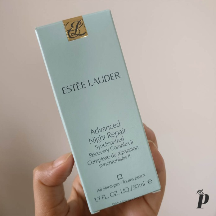 Estée Lauder- Advanced Night Repair Synchronized Recovery Complex II - Is it worth the cost ?| Review & Ingredient Analysis | Efficacy on Indian Skin Estée Lauder- Advanced Night Repair Synchronized Recovery Complex II - Is it worth the cost ?| Review & Ingredient Analysis | Efficacy on Indian Skin
