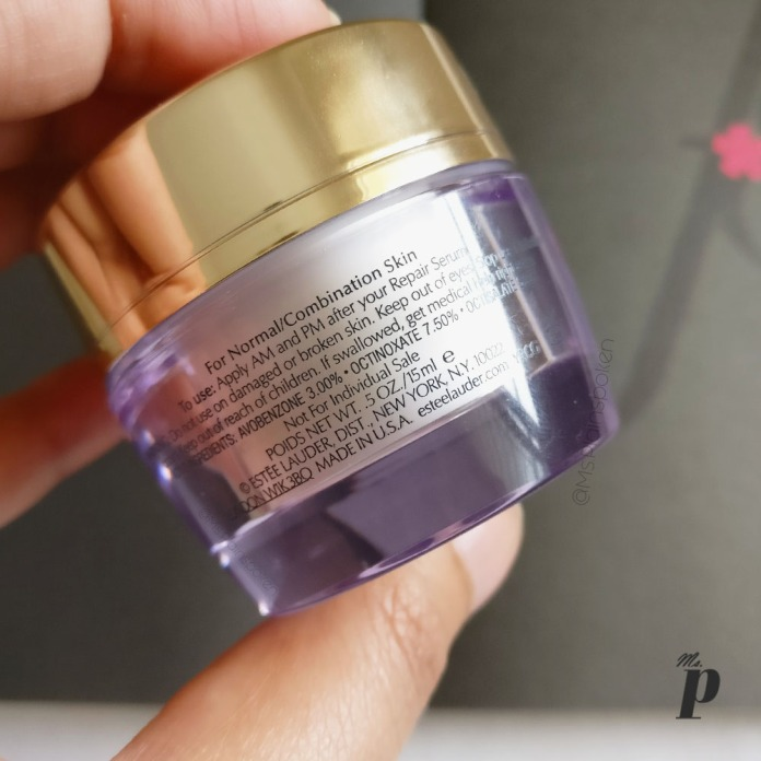 Advanced Time Zone Age Reversing Line/Wrinkle Eye Creme by Estée Lauder #11