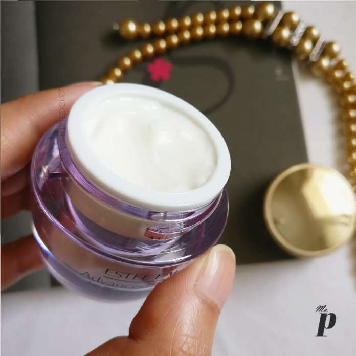 Review of Estée Lauder Advanced Time Zone Age Reversing Line Wrinkle Creme with broad Spectrum SPF 15 idea for Normal to Combination skin_India_ efficacy_ ingredient analysis_ Value for money