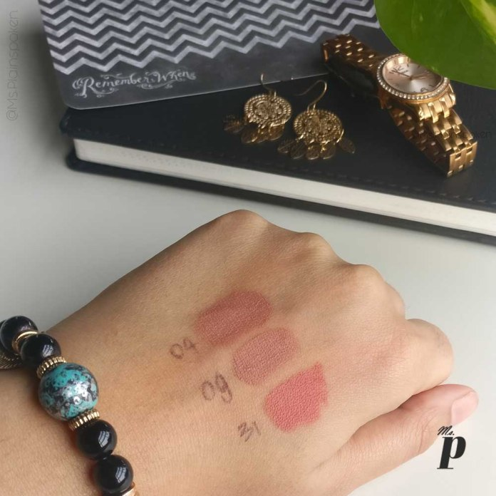miss-claire-soft-matte-lip-cream-shades-09-31-04-review-swatches-are-they-safe-ingredient-analysis-complete dry