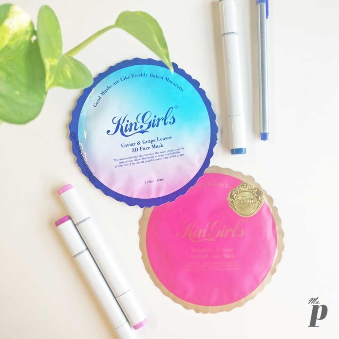 KinGirls- about the brand and Mask Review with Ingredient break down available in India via Beautedotone (1)