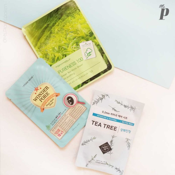 Authentic Korean beauty products made available in India by SkinNMore.com | Review of Popular Korean Brand Sheetmasks