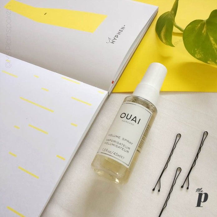 Ouai Haircare: Volume Spray | A Review India