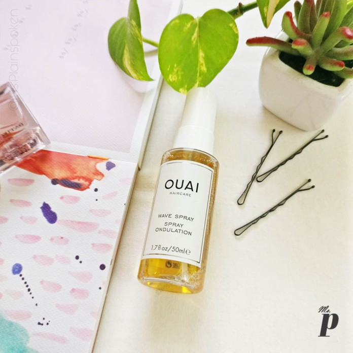 Ouai Wave Spray Review India