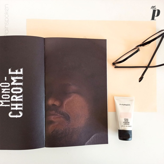 MAC Cosmetics Strobe Cream Review and Swatches on Indian Skin (2)