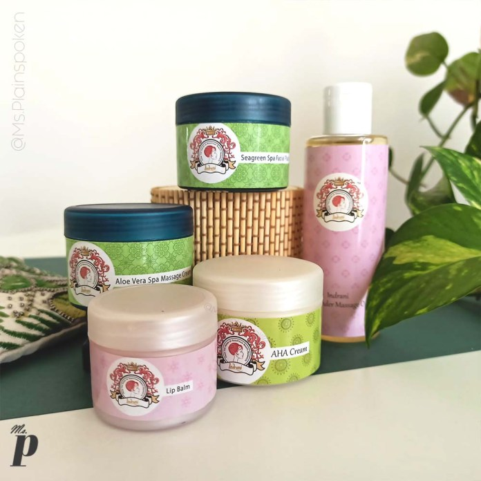 Indrani Cosmetics pune india - A Brand Review
